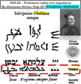 1626 Chaldean Alphabet by Kricher.PNG
